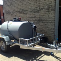 BT12 Water / Diesel Tanker Trailer – 1