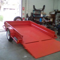 BT2 Aluminium Tabletop Trailer – 2