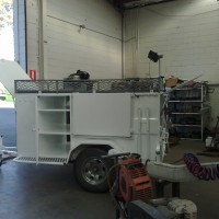 BT8 Enclosed Tandem Trailer – 5