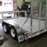 BT9 Tandem Tabletop Trailer – 1