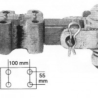 Offroad Coupling WT35, WT44