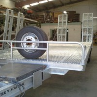 Ultralight BT800 Beavertail Tag Trailer – 4