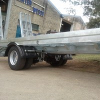 Ultralight BT800 Beavertail Tag Trailer – 5