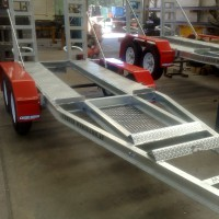 Ultralight Series Mini Evacuator Trailer – 5